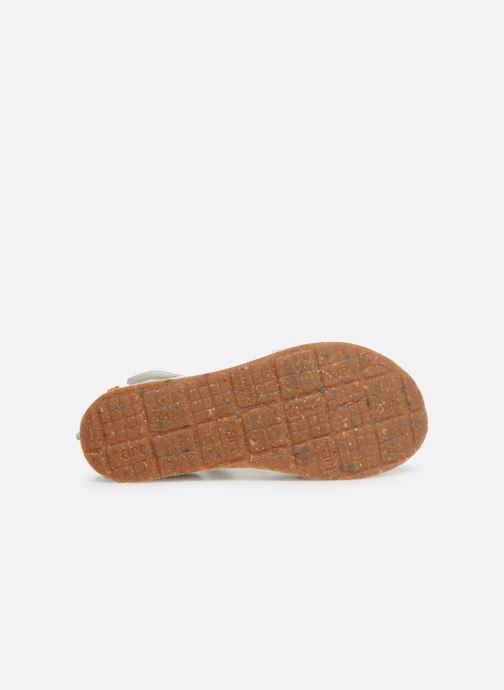 Sandalen Art Mykonos 1260 weiß ansicht von oben