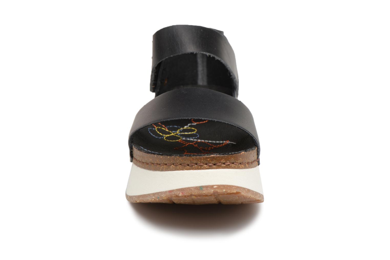 Sandaler Art Mykonos 1260 Svart bild av skorna på