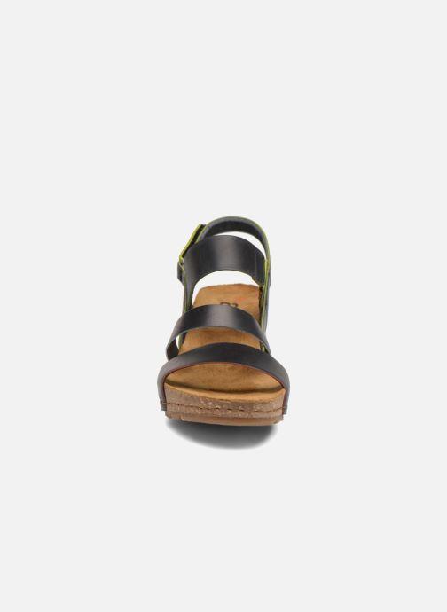 Sandals Art Borne 1320 Black model view
