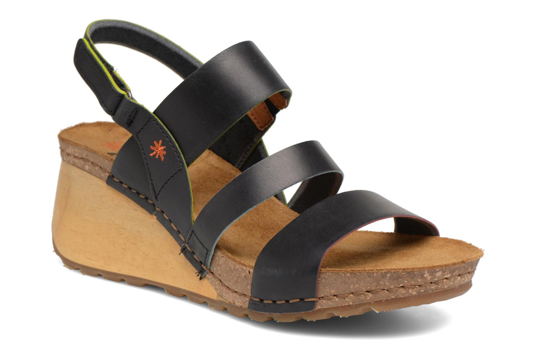 Nuevo zapatos Art en Borne 1320 (Negro) - Sandalias en Art Más cómodo c61f93