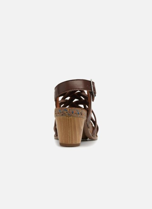 Sandales Et Nu Art I Brown pieds 1114 Laugh 5FlKJ1T3uc