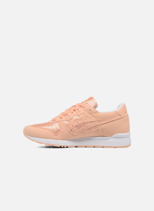 Sneakers Asics Gel-Lyte GS Arancione immagine frontale