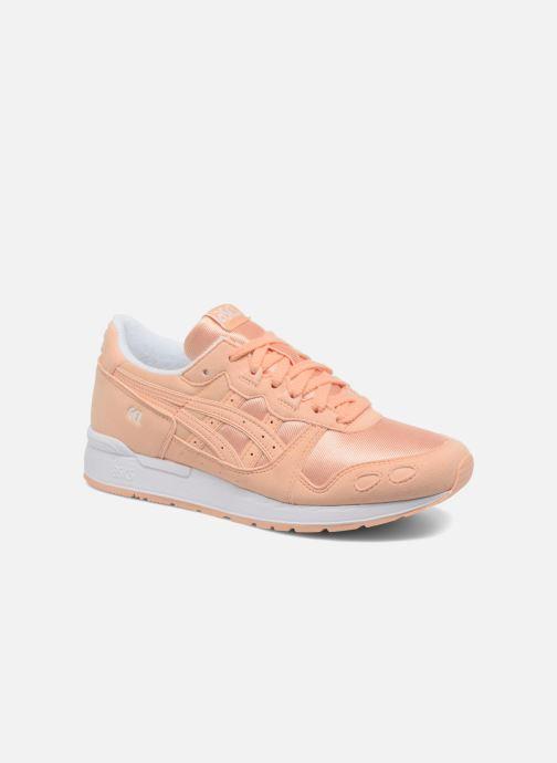 Sneaker Asics Gel-Lyte GS orange detaillierte ansicht/modell