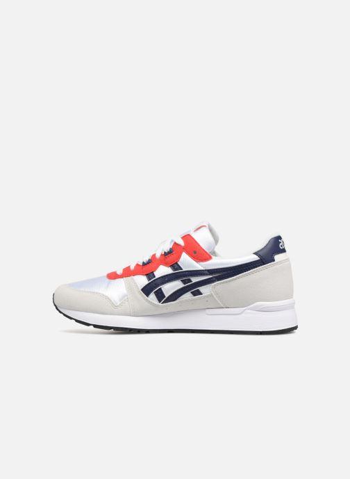 Sneakers Asics Gel-Lyte GS Hvid se forfra