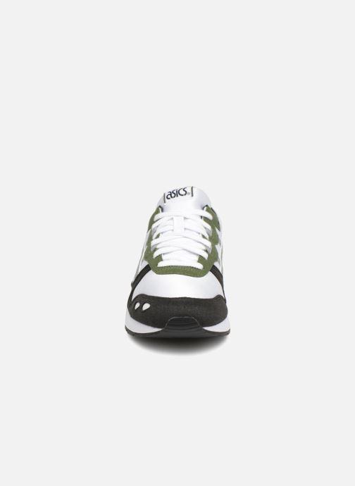 Baskets Asics Gel-Lyte GS Blanc vue portées chaussures