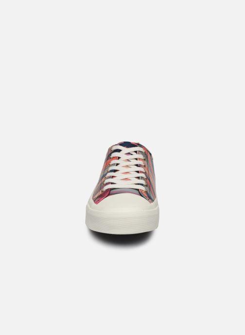 Baskets PS Paul Smith Nolan Womens Shoes Multicolore vue portées chaussures