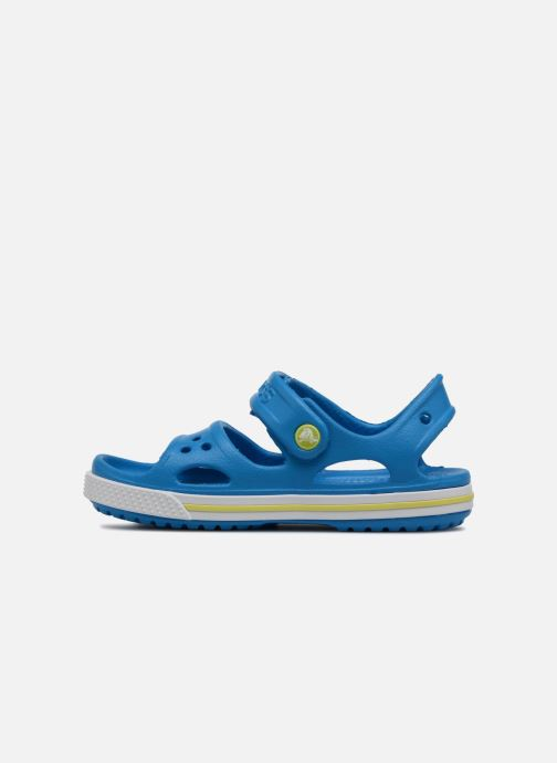 Sandalen Crocs Crocband II Sandal PS Blauw voorkant