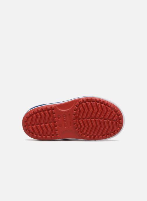 Sandalias Crocs Crocband II Sandal PS Rojo vista de arriba