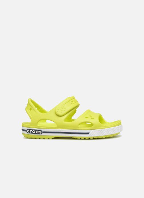 Sandales et nu-pieds Crocs Crocband II Sandal PS Vert vue derrière