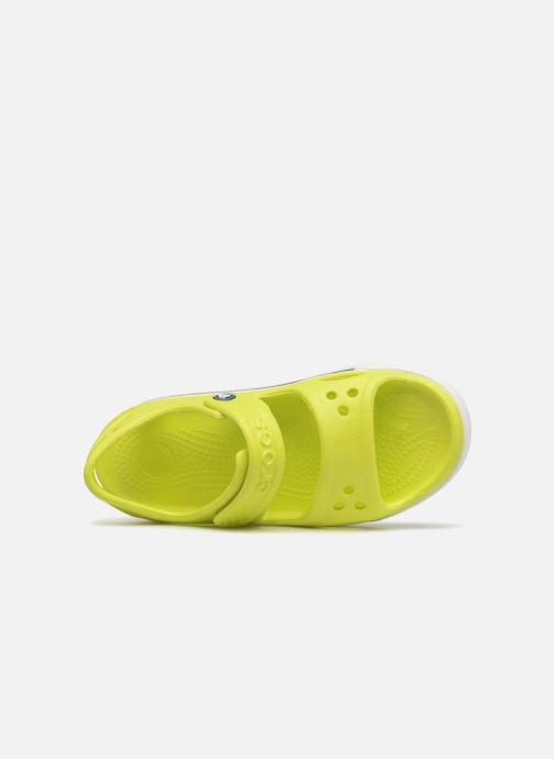 Sandales et nu-pieds Crocs Crocband II Sandal PS Vert vue gauche