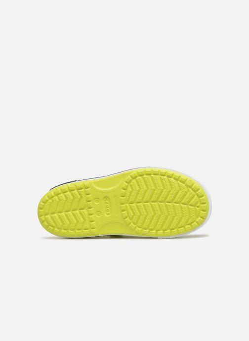Sandales et nu-pieds Crocs Crocband II Sandal PS Vert vue haut