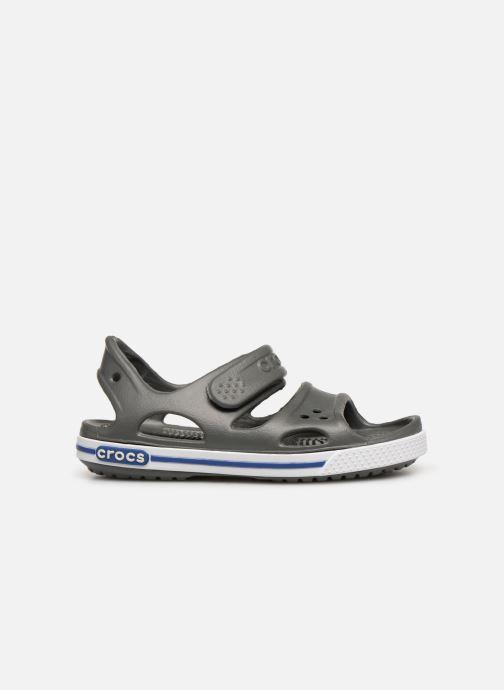 Sandales et nu-pieds Crocs Crocband II Sandal PS Gris vue derrière