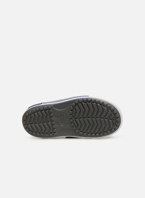 Sandales et nu-pieds Crocs Crocband II Sandal PS Gris vue haut