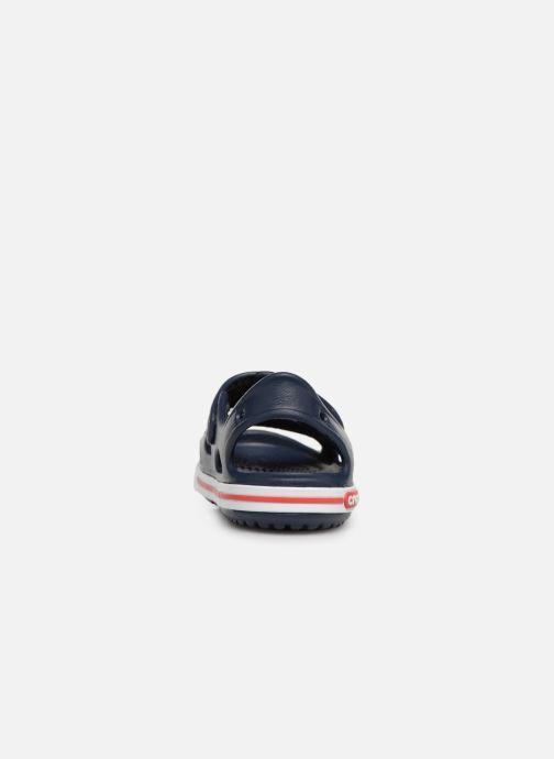 Sandales et nu-pieds Crocs Crocband II Sandal PS Bleu vue droite