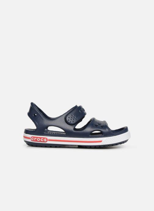 Sandalias Crocs Crocband II Sandal PS Azul vistra trasera
