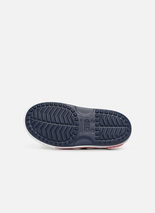 Sandales et nu-pieds Crocs Crocband II Sandal PS Bleu vue haut