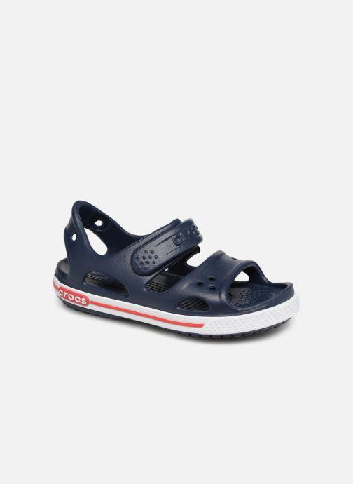 Sandalias Crocs Crocband II Sandal PS Azul vista de detalle / par