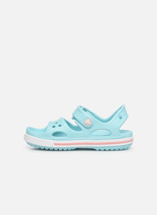 Sandali e scarpe aperte Crocs Crocband II Sandal PS Azzurro immagine frontale