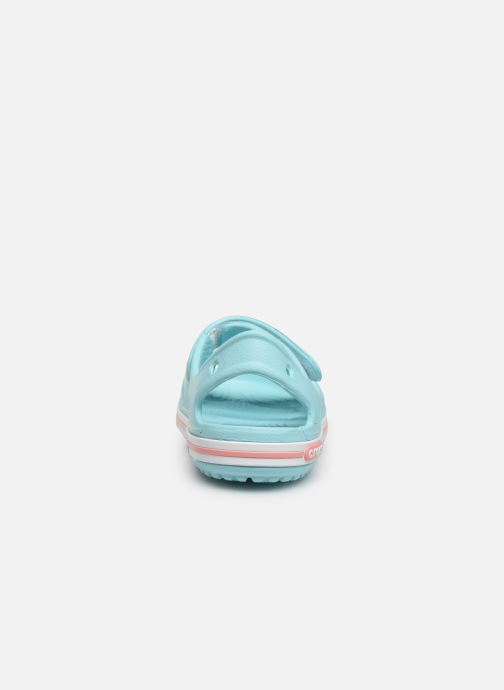 Sandali e scarpe aperte Crocs Crocband II Sandal PS Azzurro immagine destra