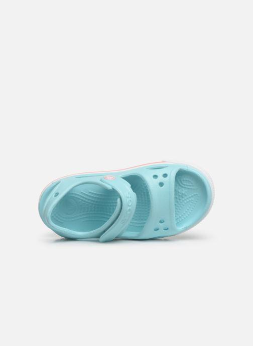 Sandalen Crocs Crocband II Sandal PS Blauw links