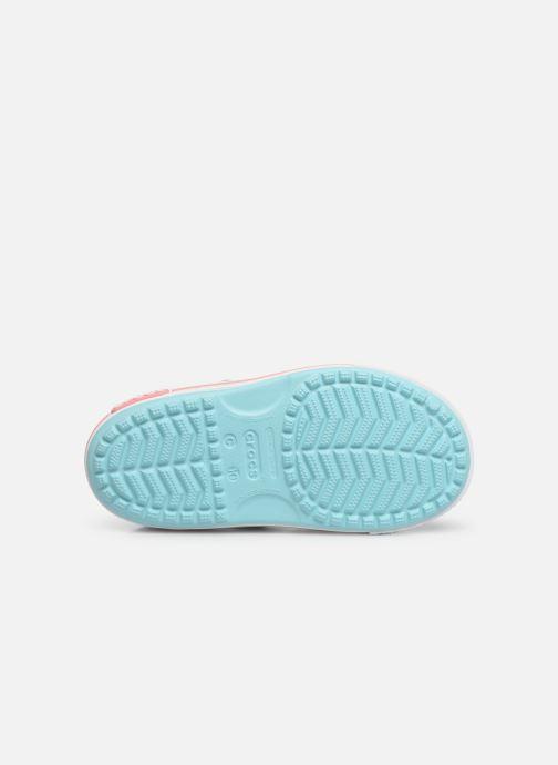 Sandali e scarpe aperte Crocs Crocband II Sandal PS Azzurro immagine dall'alto