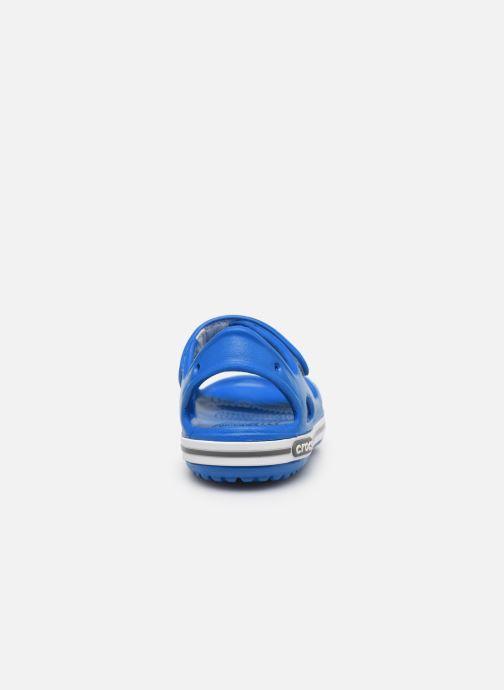 Sandalias Crocs Crocband II Sandal PS Azul vista lateral derecha