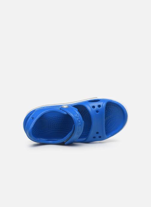 Sandalias Crocs Crocband II Sandal PS Azul vista lateral izquierda