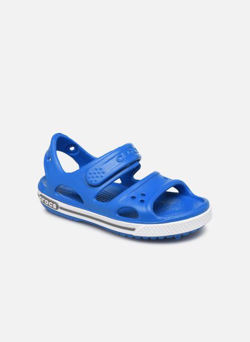 Sandalen Crocs Crocband II Sandal PS Blauw detail