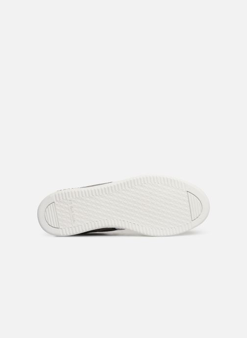 Baskets PS Paul Smith Yuki Gris vue haut