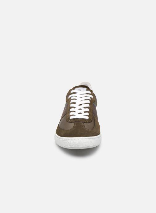 Baskets PS Paul Smith Yuki Vert vue portées chaussures