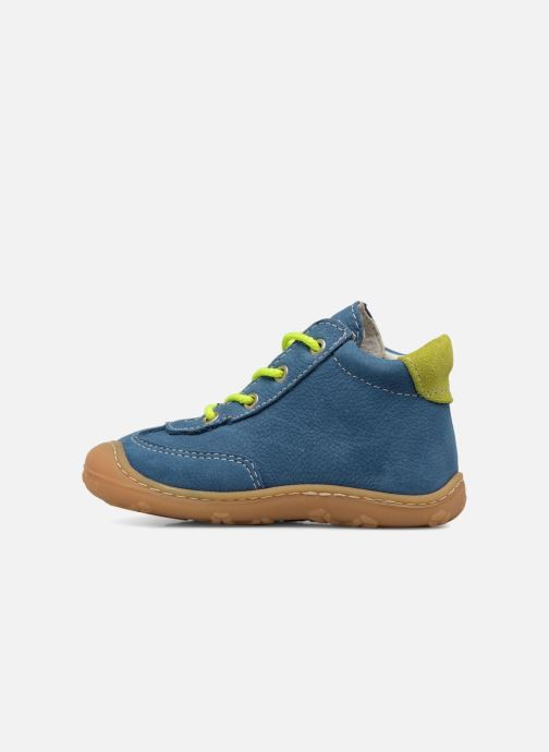 Ankle boots PEPINO Pamy Blue front view