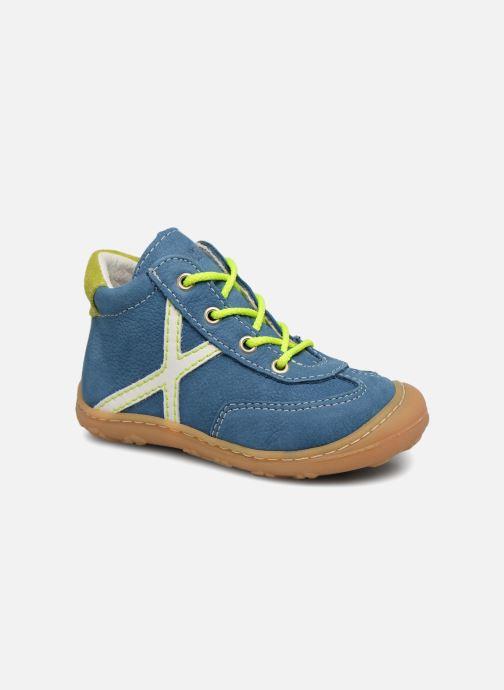Bottines et boots Pepino Pamy Bleu vue détail/paire