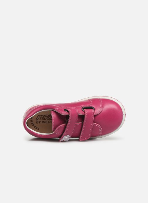 Sneakers Pepino Niddy Rosa immagine sinistra