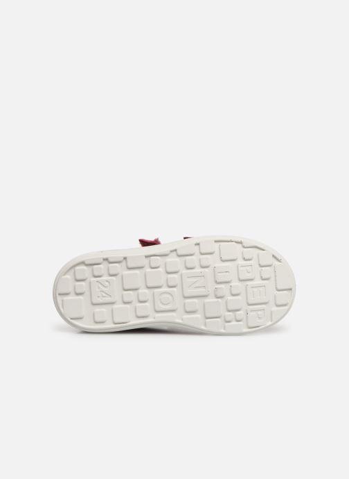 Sneakers Pepino Niddy Rosa immagine dall'alto