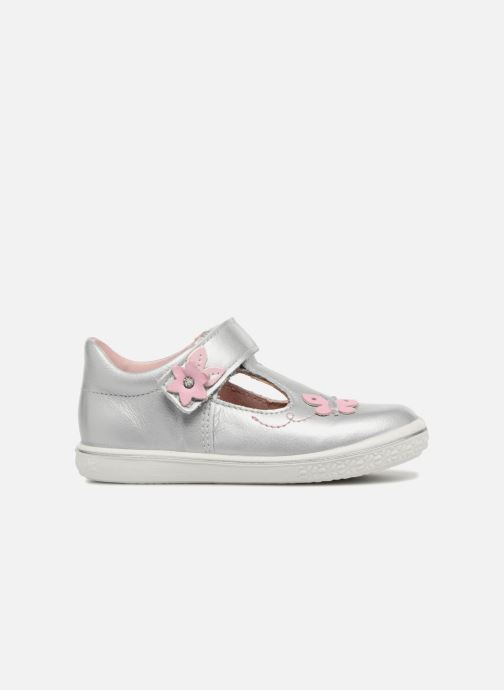 Ballet pumps PEPINO Candy Silver back view