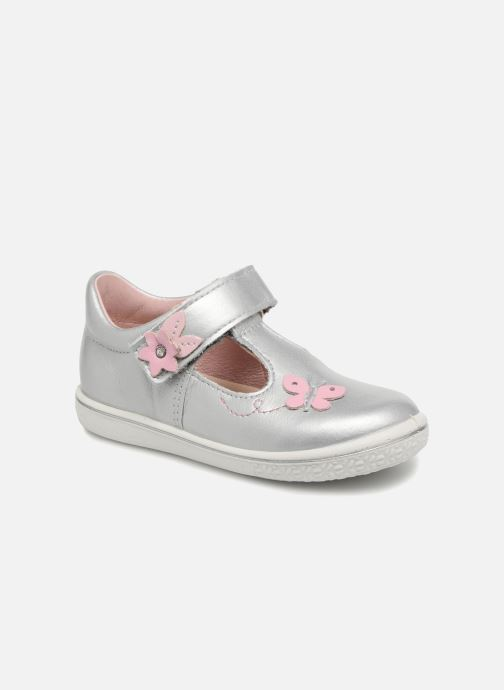 Ballet pumps PEPINO Candy Silver detailed view/ Pair view