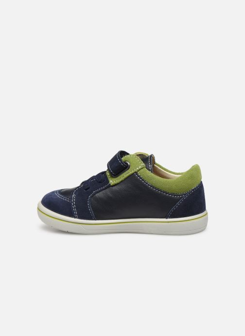 Sneakers PEPINO Tommy Azzurro immagine frontale