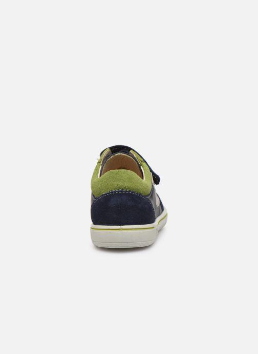 Sneakers Pepino Tommy Blauw rechts