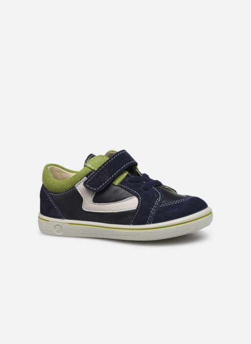 Sneakers PEPINO Tommy Azzurro immagine posteriore