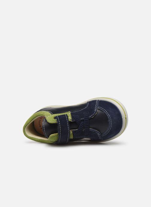 Sneakers Pepino Tommy Azzurro immagine sinistra