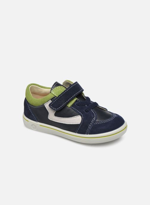 Sneakers Pepino Tommy Blauw detail