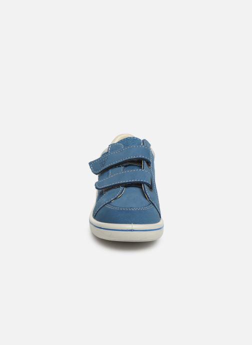 Sneakers Pepino Timmy Azzurro modello indossato