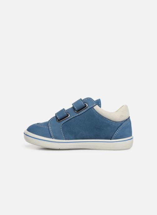 Sneaker Pepino Timmy blau ansicht von vorne