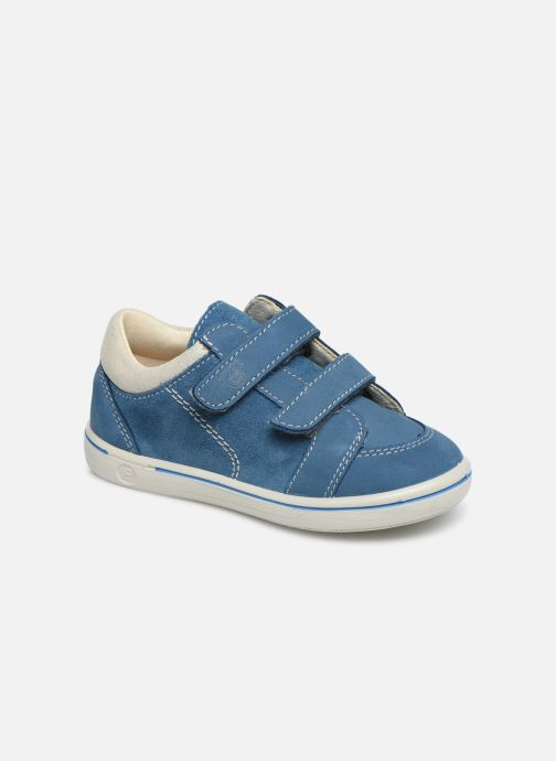 Trainers PEPINO Timmy Blue detailed view/ Pair view