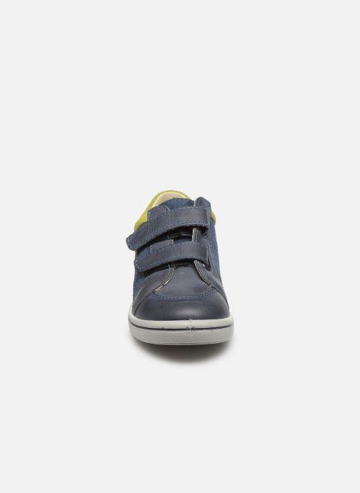 Baskets Pepino Timmy Bleu vue portées chaussures