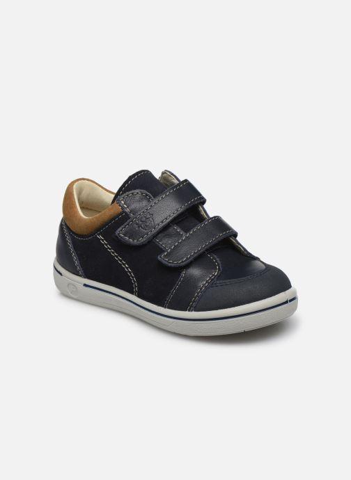 Sneakers Pepino Timmy Blauw detail