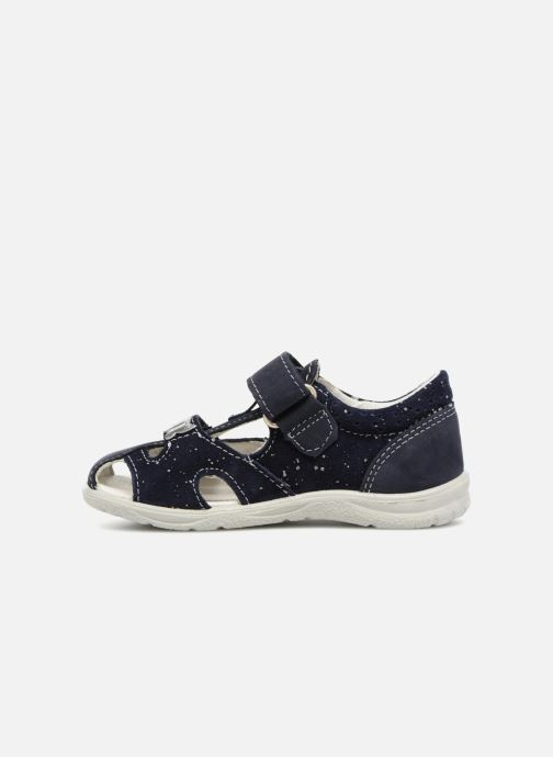 Sandales et nu-pieds Pepino Antje Bleu vue face