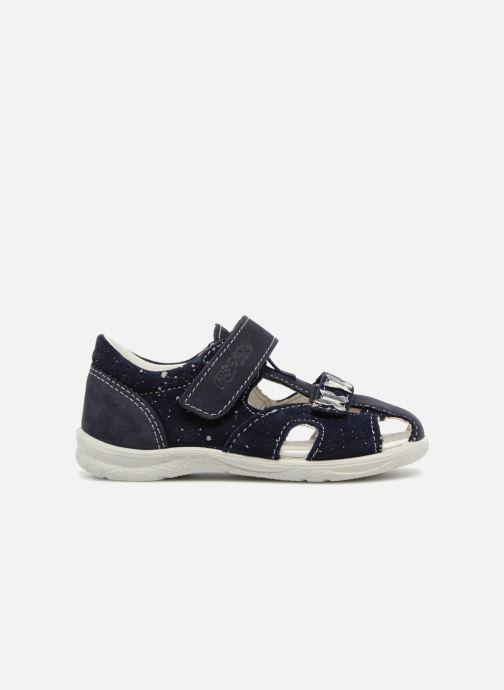 Sandales et nu-pieds Pepino Antje Bleu vue derrière