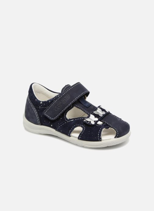 Sandals PEPINO Antje Blue detailed view/ Pair view