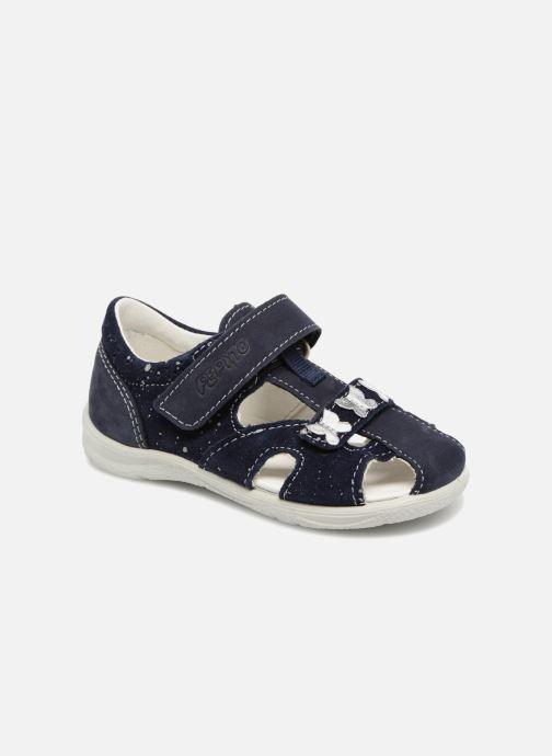 Sandales et nu-pieds Pepino Antje Bleu vue détail/paire